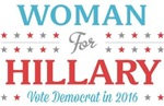 Woman for Hillary