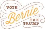 Vote Bernie Tax Trump