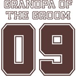 Uniform Grandpa of the Groom 09 T-Shirts
