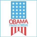 Obama Twenty Twelve Drop Flag
