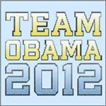 Team Obama 2012 Shirts