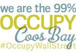 Occupy Coos Bay T-Shirts