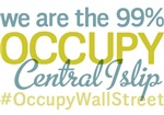 Occupy Central Islip T-Shirts