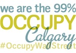 Occupy Calgary T-Shirts