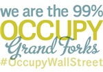 Occupy Grand Forks T-Shirts