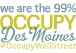 Occupy Des Moines T-Shirts