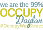 Occupy Dayton T-Shirts