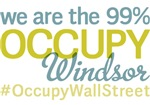 Occupy Windsor T-Shirts