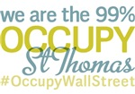 Occupy St Thomas T-Shirts