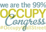 Occupy Congress T-Shirts
