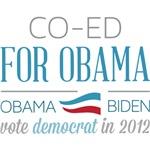 Co-Ed For Obama
