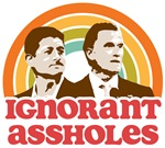 Romney and Ryan are ignorant assholes