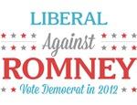 Liberal Against Romney