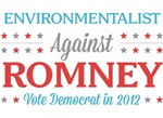 Environmentalist Against Romney