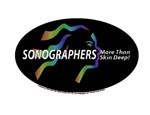 Sonographer more than skin deep black
