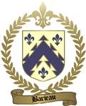 BARIEAU Family Crest