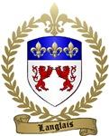 LANGLAIS Family Crest