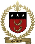 CORPORON Family Crest