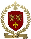 COUSIN Family Crest