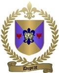 DUPRAT Family Crest