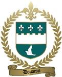 DOUARON Family Crest
