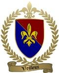 VEILLEUX Family Crest