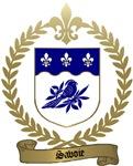 SAVOIE Family Crest