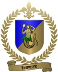 LEMOYNE Family Crest