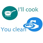 I'll Cook, You Clean