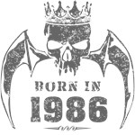 skull - born in the year
