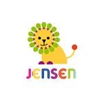 Jensen Loves Lions