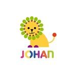 Johan Loves Lions