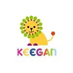 Keegan Loves Lions
