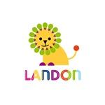 Landon Loves Lions