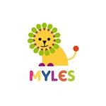 Myles Loves Lions