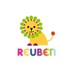 Reuben Loves Lions