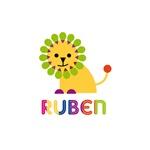 Ruben Loves Lions