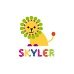 Skyler Loves Lions