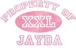 Property of Jayda