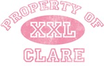 Property of Clare
