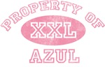 Property of Azul