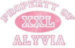 Property of Alyvia