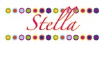Stella with Flowers