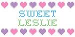 Sweet LESLIE