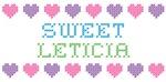Sweet LETICIA