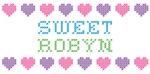 Sweet ROBYN
