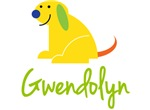Gwendolyn Loves Puppies