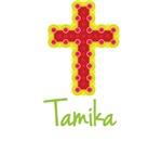 Tamika Bubble Cross