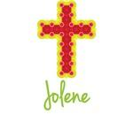 Jolene Bubble Cross
