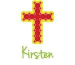 Kirsten Bubble Cross